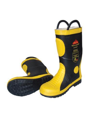 - 消防员灭火防护服胶靴