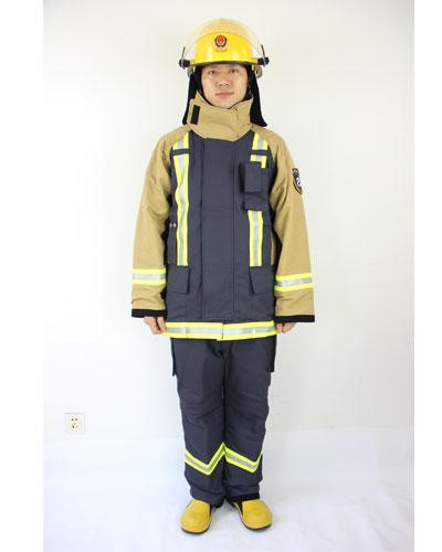 - 2010型消防员灭火防护服