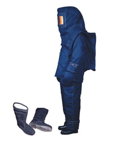 - RFB-02型消防避火服